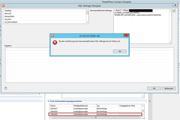 PP_SQL_ERROR